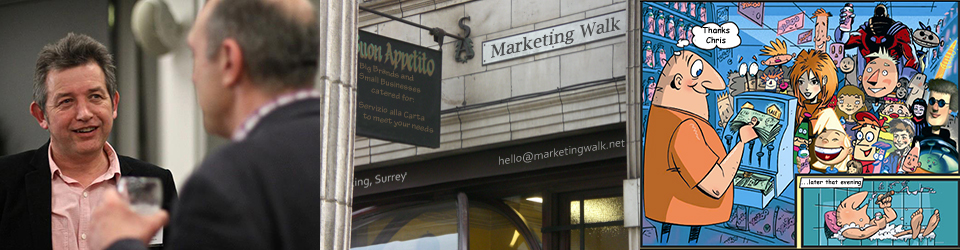 Chris Collis Marketing Walk Consultant UK